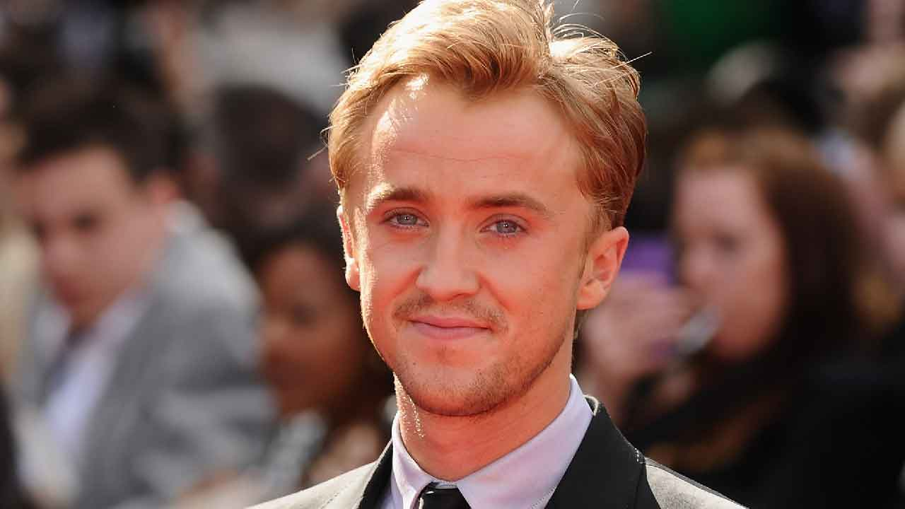 Harry Potter, l'attore Tom Felton che interpreta Draco Malfoy ha avuto un mancamento (Getty Images)