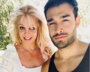 Britney Spears, fidanzamento