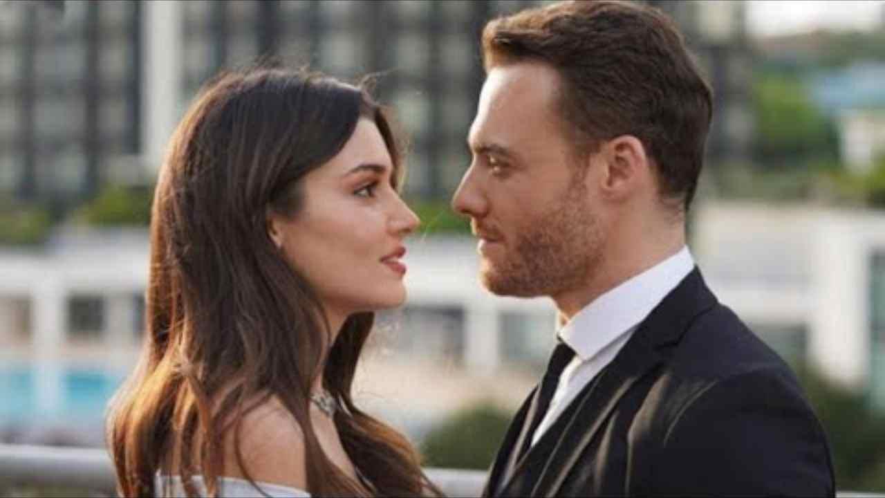 Kerem Bursin fidanzato: la sua compagna di vita e di set è Hande Ercel