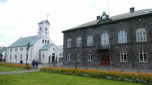 Parlamento Islanda
