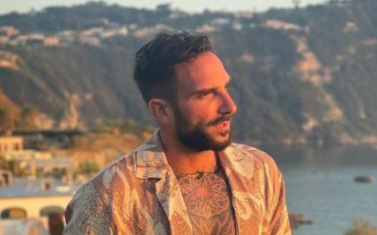 Alessandro D'Amico (foto Instagram)