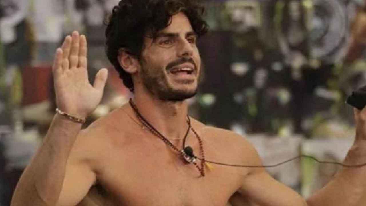 GF Vip, Andrea Casalino è il secondo concorrente eliminato dalla Casa (Foto dal web)