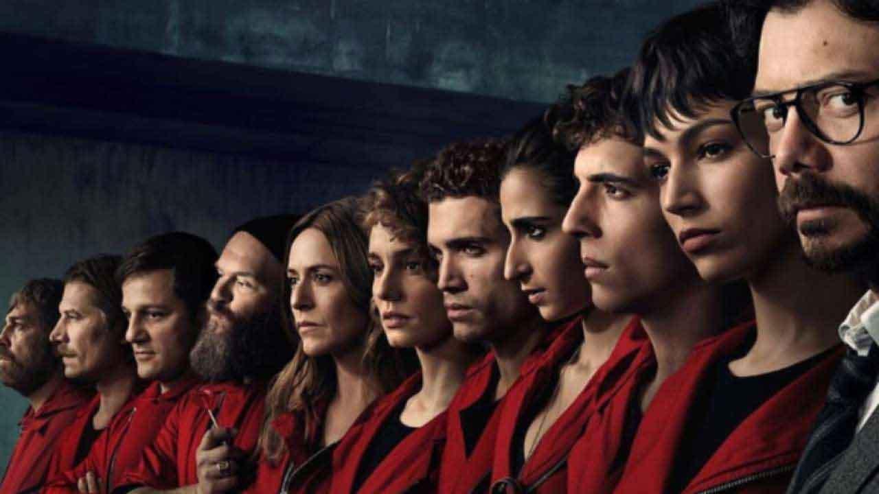 La Casa di Carta, quanto hanno guadagnato gli attori del cast durante la serie (Foto dal web)