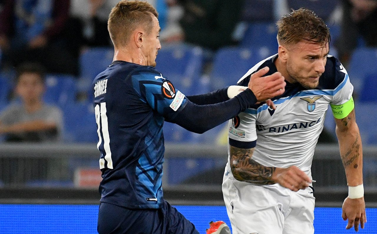 Lazio Marsiglia 0 0, annullato un gol a Immobile: tabellino e highlights