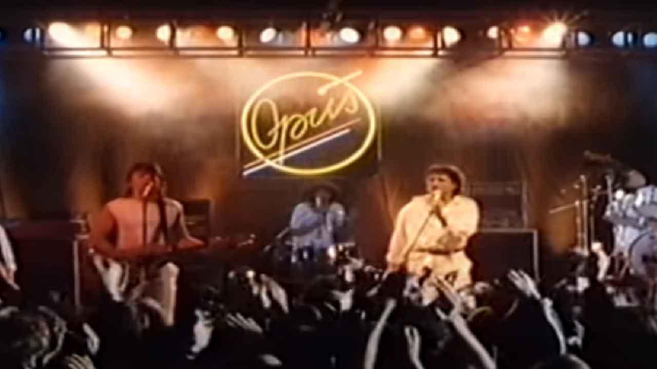 Opus, chi sono i componenti della storica band (Screenshot)