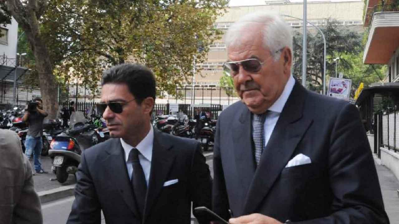 Pietro Mattei, chi è il marito della Contessa vittima nel delitto dell'Olgiata (Foto dal web)