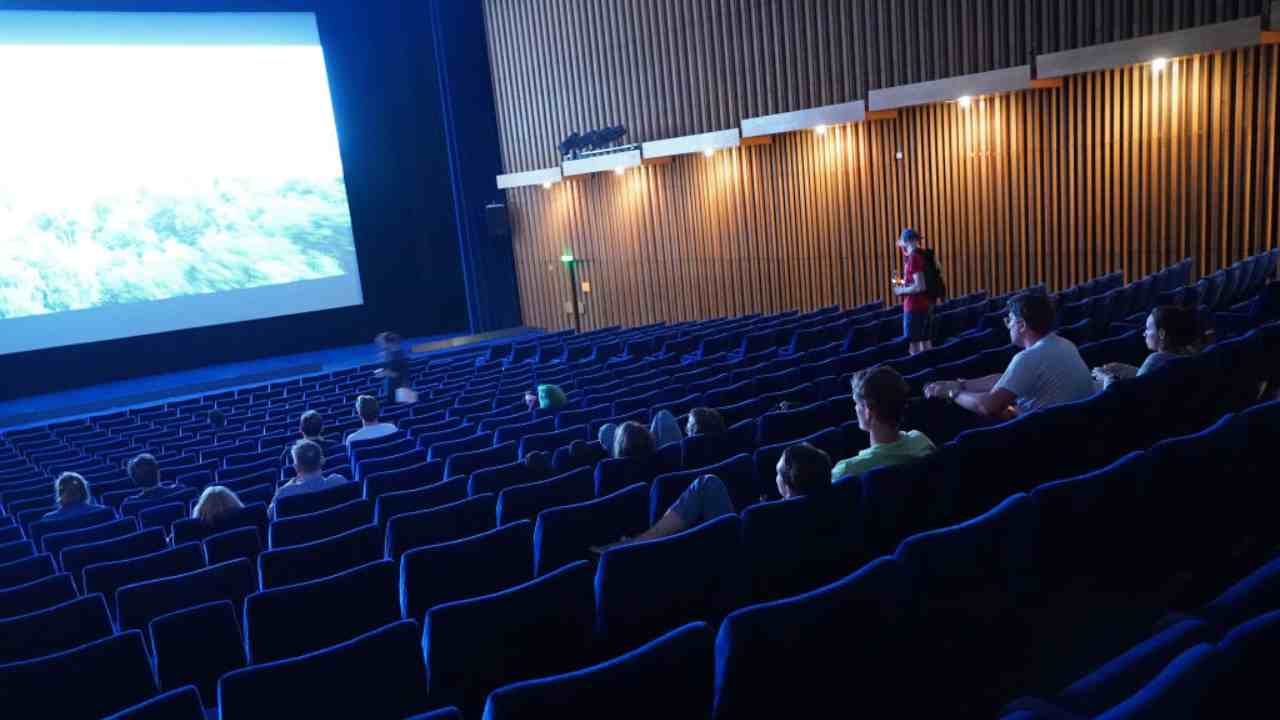 nuova capienza per cinema, teatri, stadi e discoteche